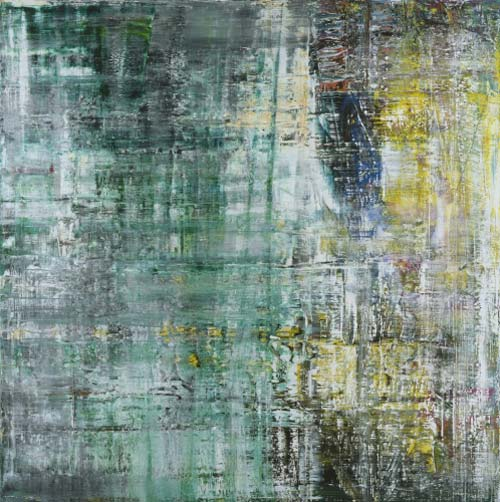 Art - Gerhart Richter, Abstract
