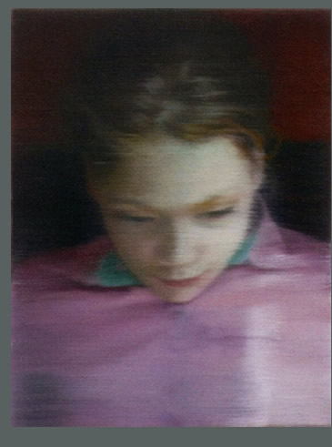 Art - Gerhart Richter, Girl