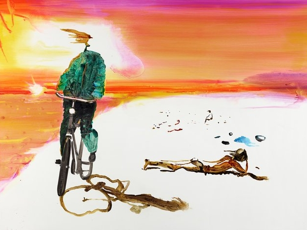 Velorution - John Koerner, 12 o clock at the beach