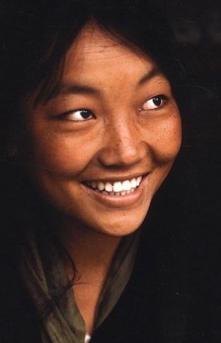 Tumblr - Tibetan smiling, 108 sourirs