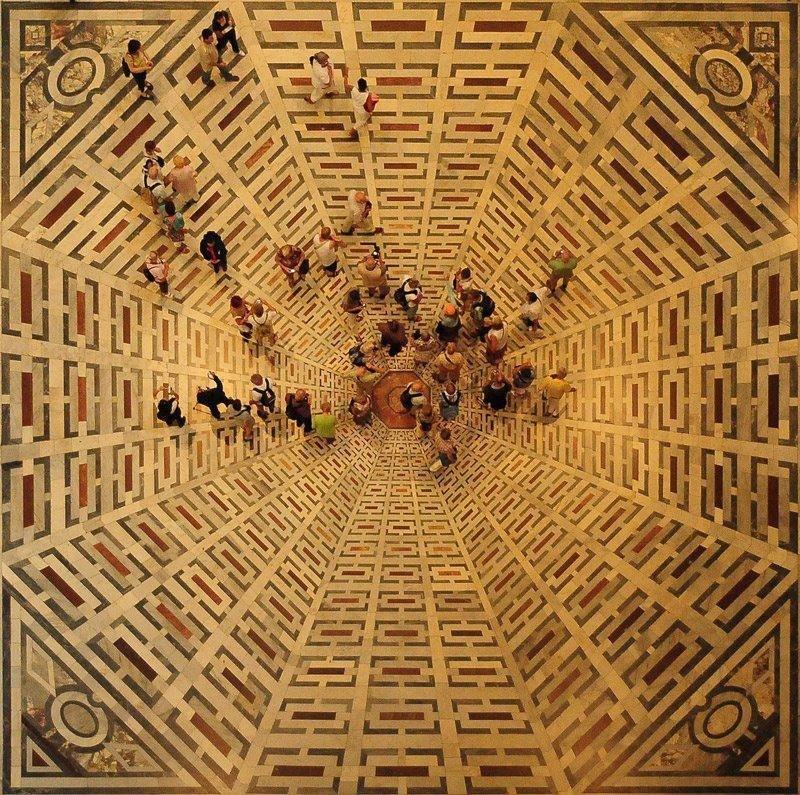 Tumblr - Florence marble floor