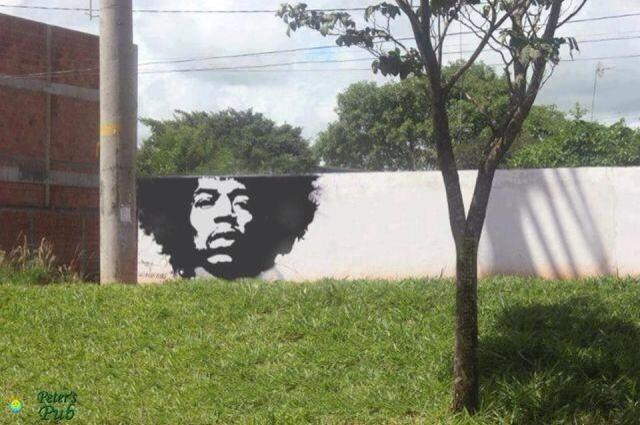 Tumblr - Head of Jimi Hendrix