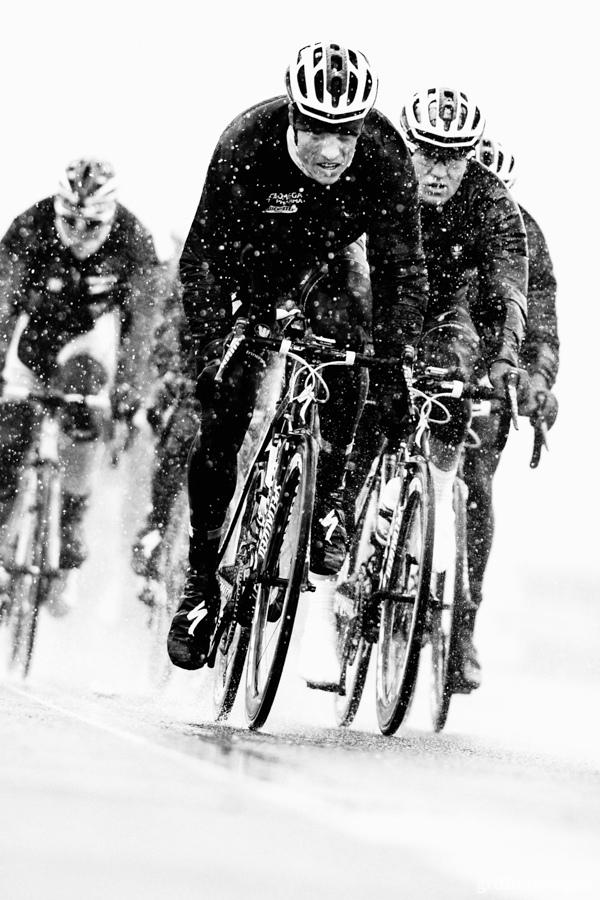 Tumblr - Milano Sanremo 2013 in snow