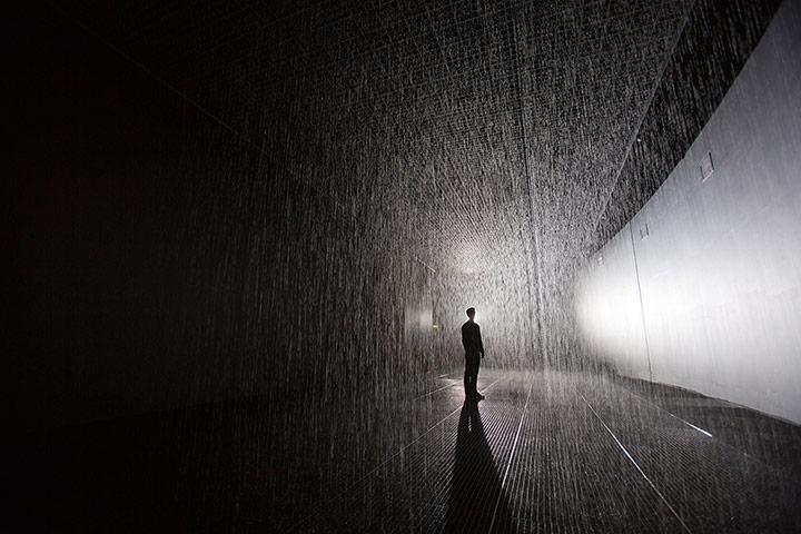 Rain Room by Random International