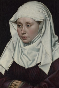 Art - Robert Campin, Woman