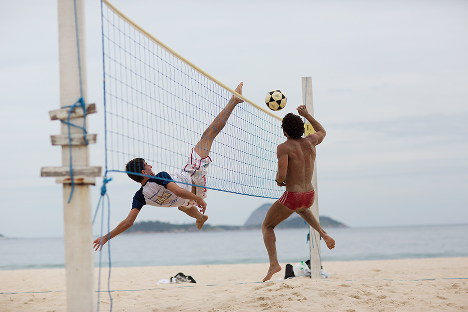Tumblr - Foot volleyball, Rio