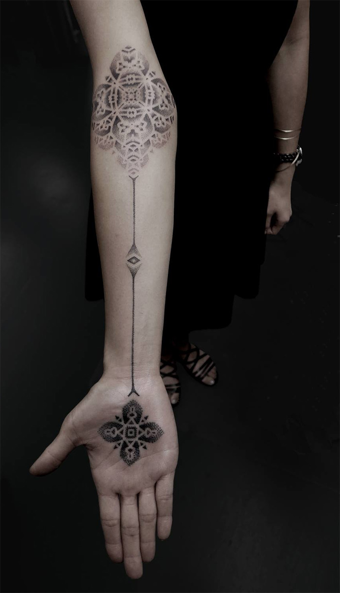 Tumblr - Tattoo by alucky