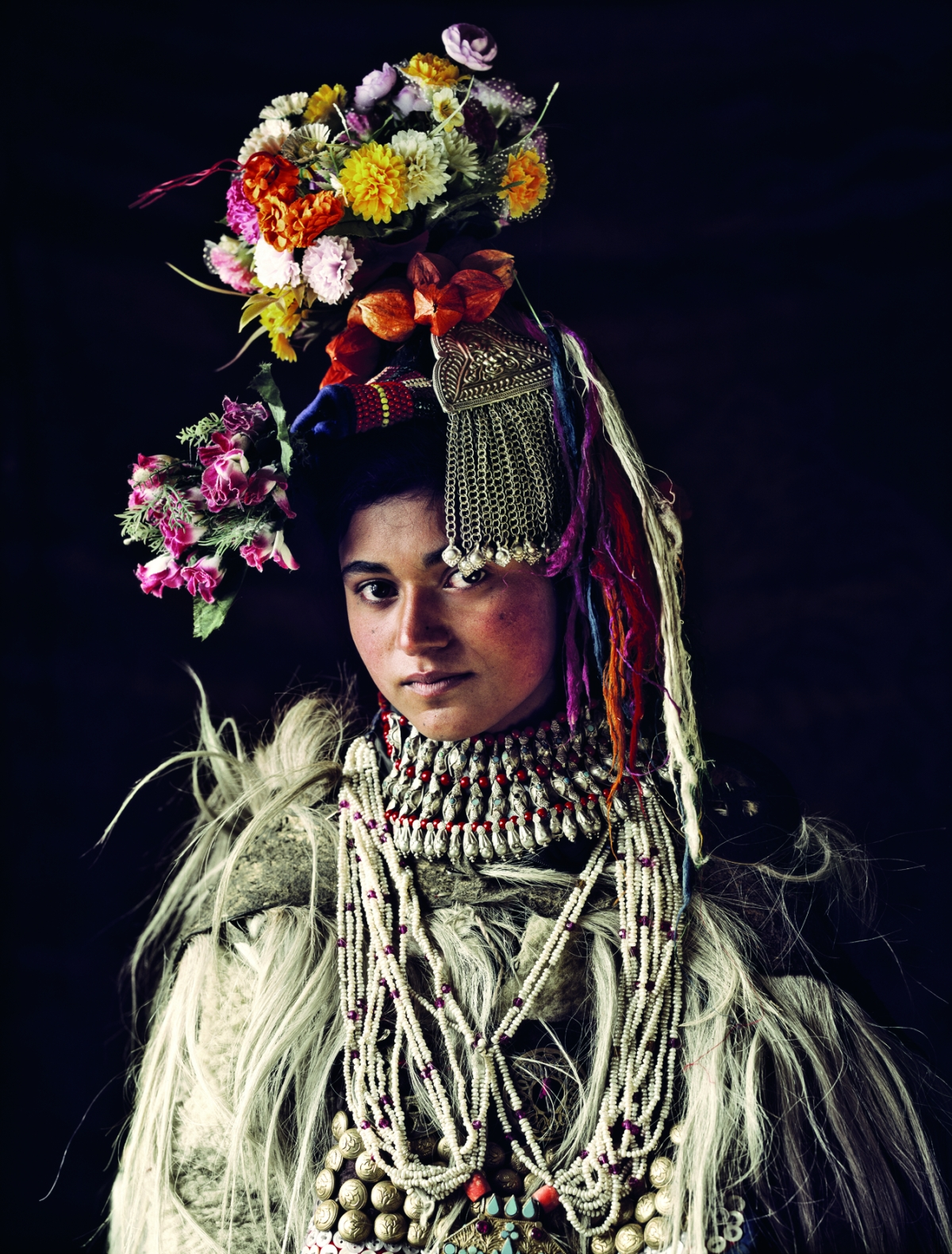 Photography - Jimmy Nelson, Drokpa