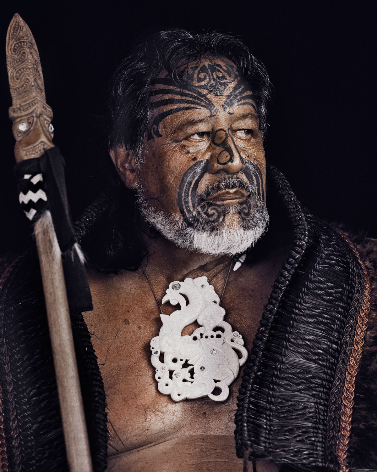Photography - Jimmy Nelson, Maori