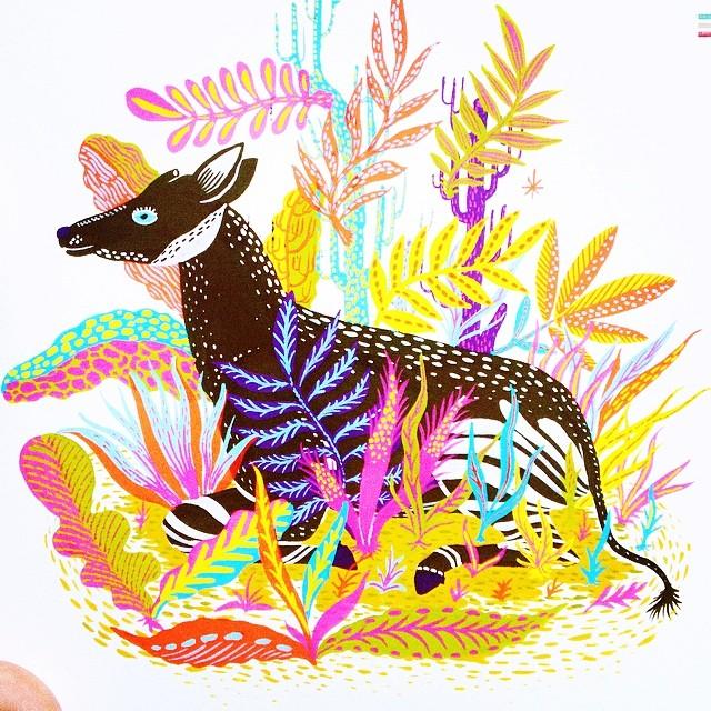 Tumblr - Drawing, Deer