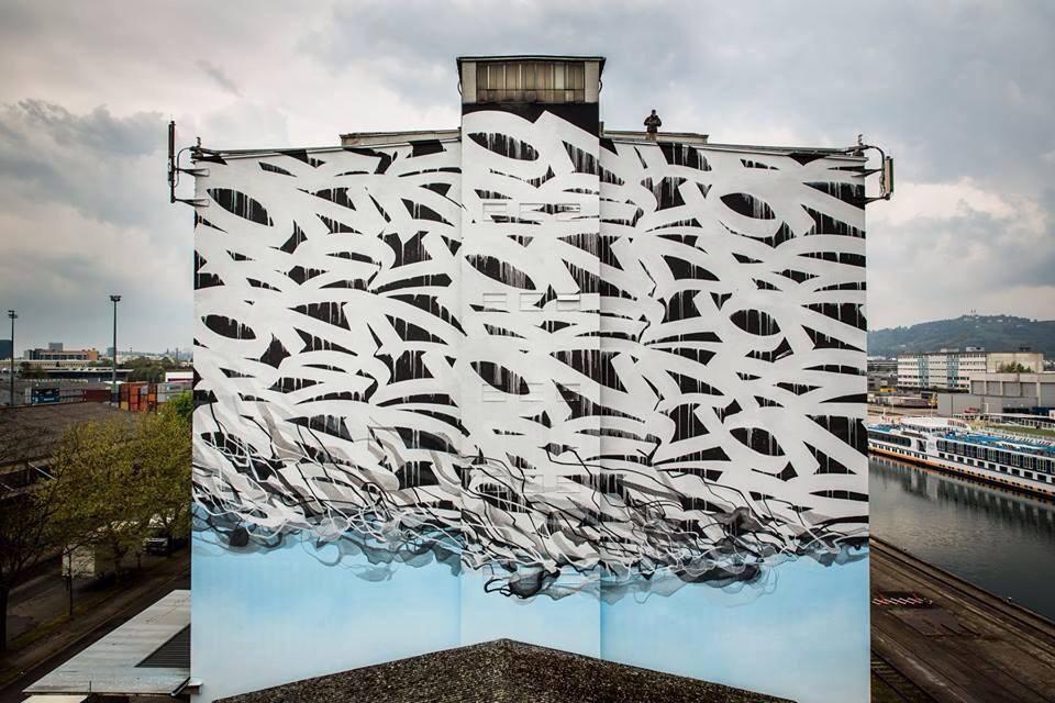 Tumblr - Stohead mural