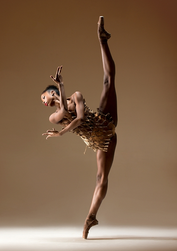 Tumblr - Dancer by Neville