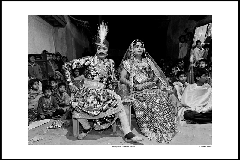 Tumblr - Bhavaiya Men Enacting Folklore 20X30 Adobe RGB Gloss